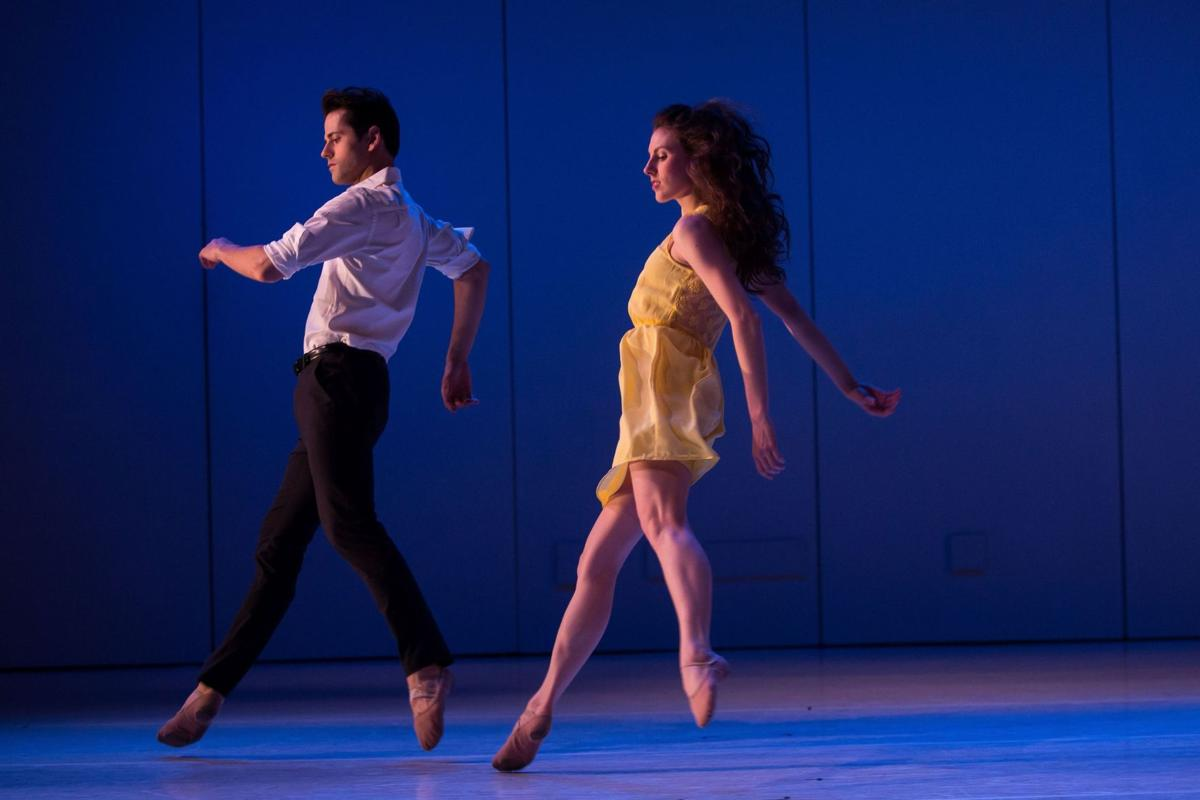 Keigwin + Company presents versatile dancers, innovative movement