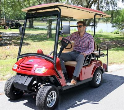 Street Legal Charleston's citEcar gears low-sd vehicles to ... on