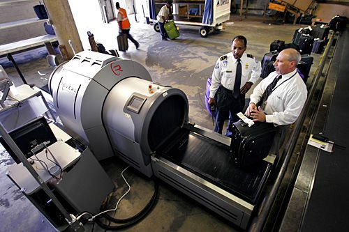 Airport security a never-ending job