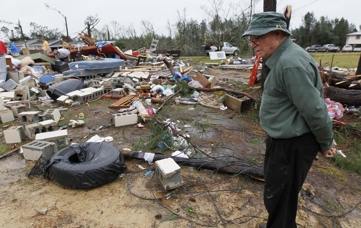 Mississippi regained Shuqualak rebuilding after April tornado