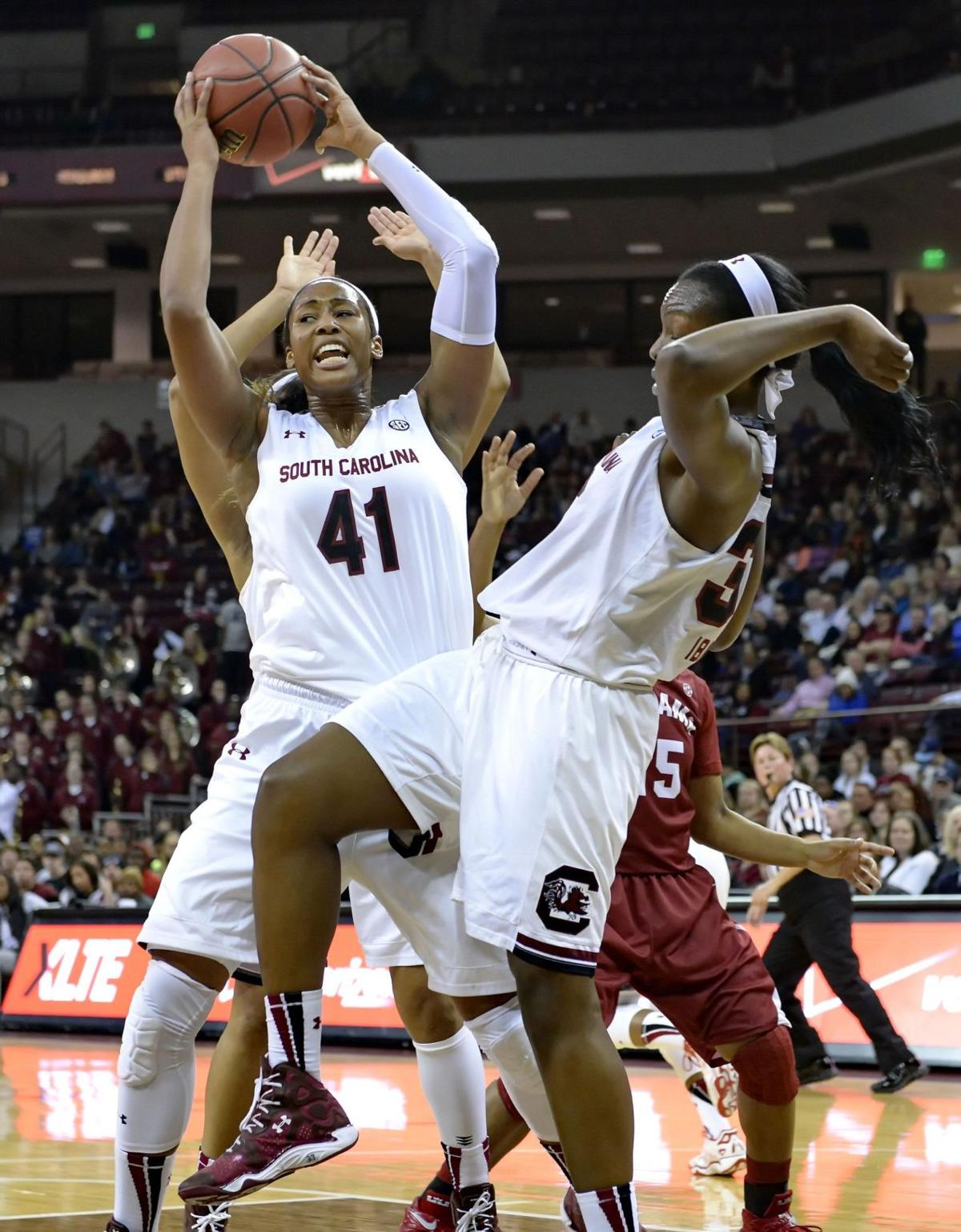 Look to the bench to find Gamecocks' key to beating Notre Dame