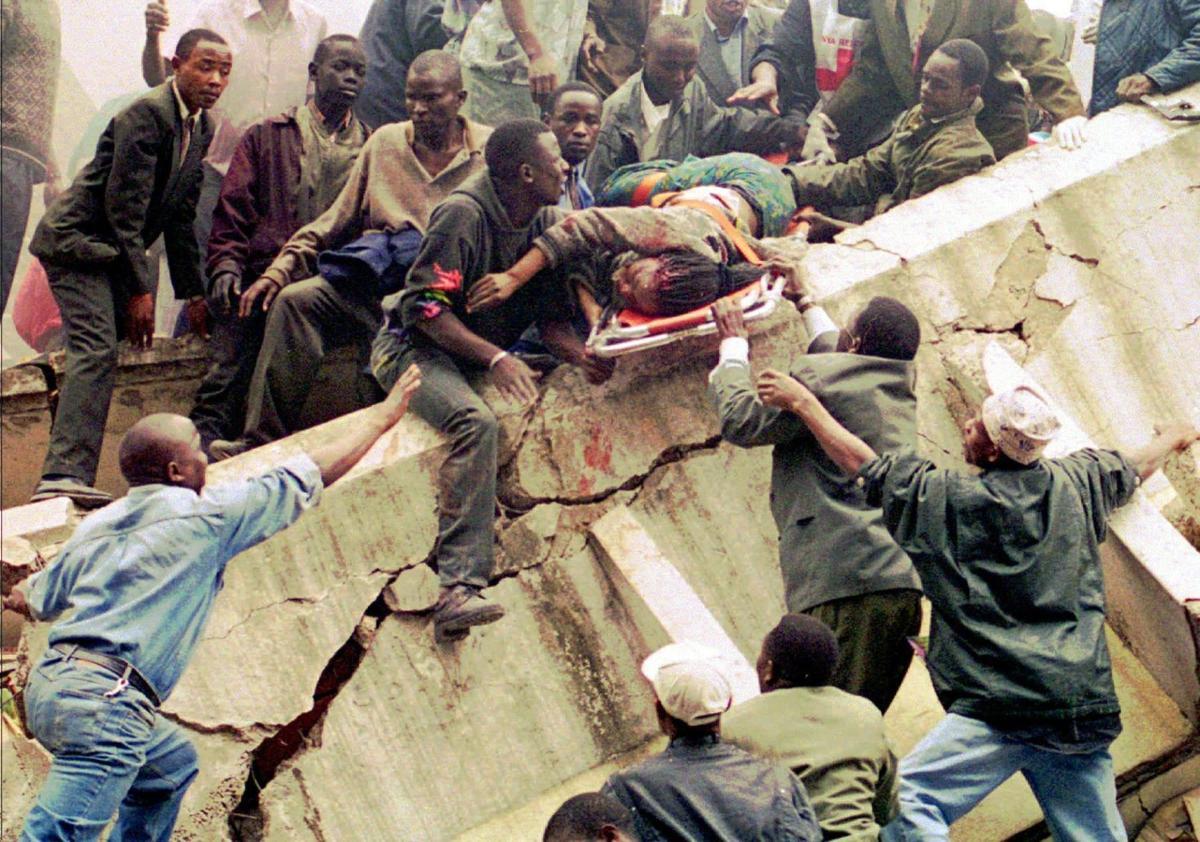 Troops retake most of Kenya mall; 68 dead