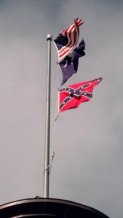 Confederate battle flag controversy renewed