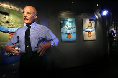 Museum spotlights tales of valor