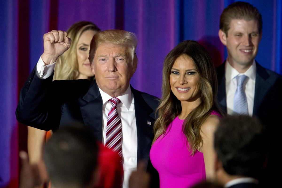 Trump triumphs as GOP nominee, completing stunning climb