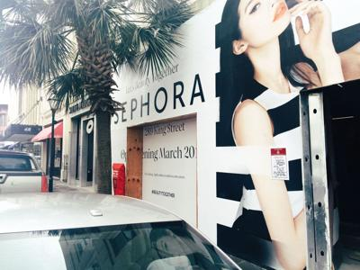 Beauty products retailer Sephora to open in Charleston in March