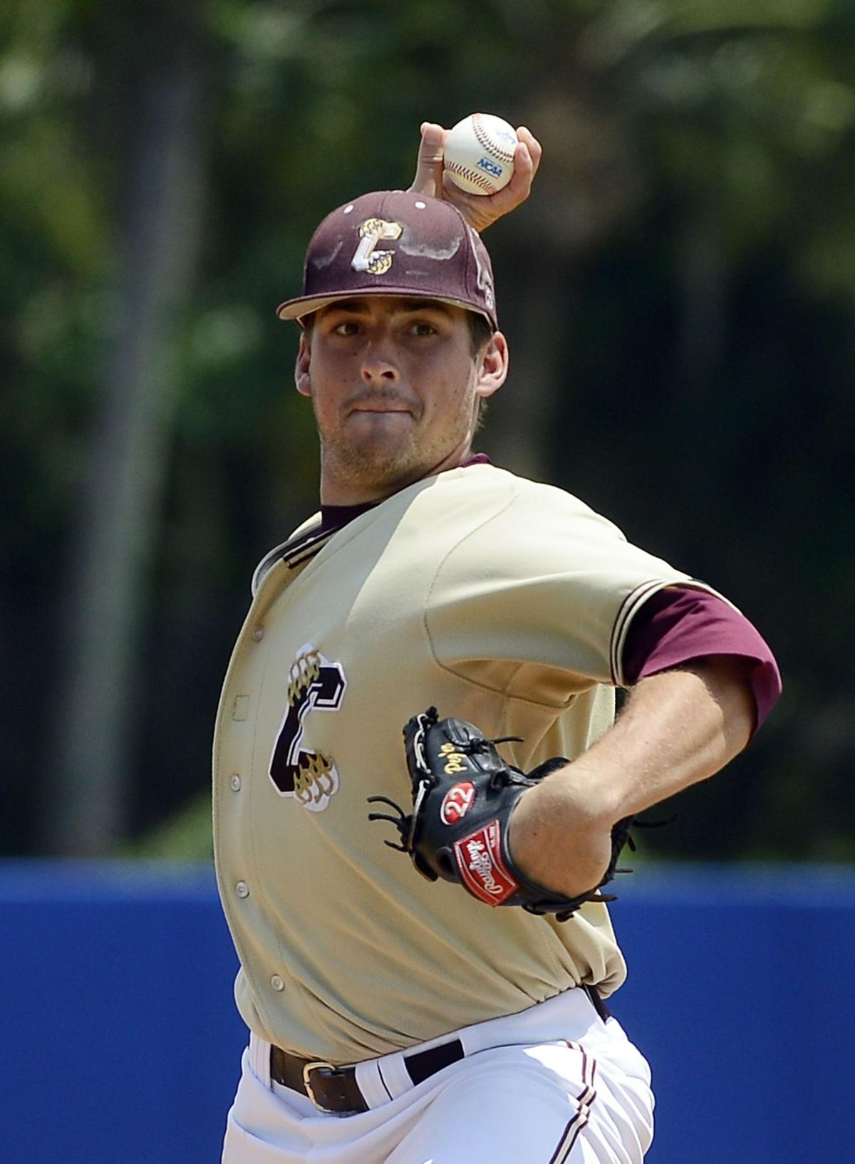Cougs pitcher Pegler out with hand injury