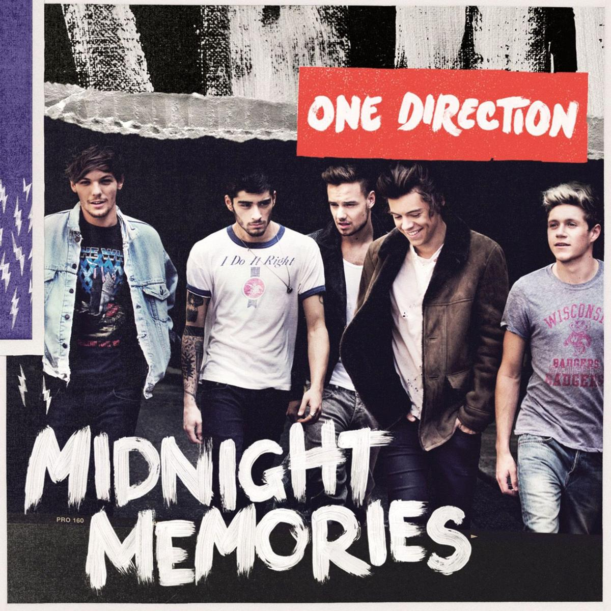 CD reviews: One Direction, Kellie Pickler, Scotty McCrerry
