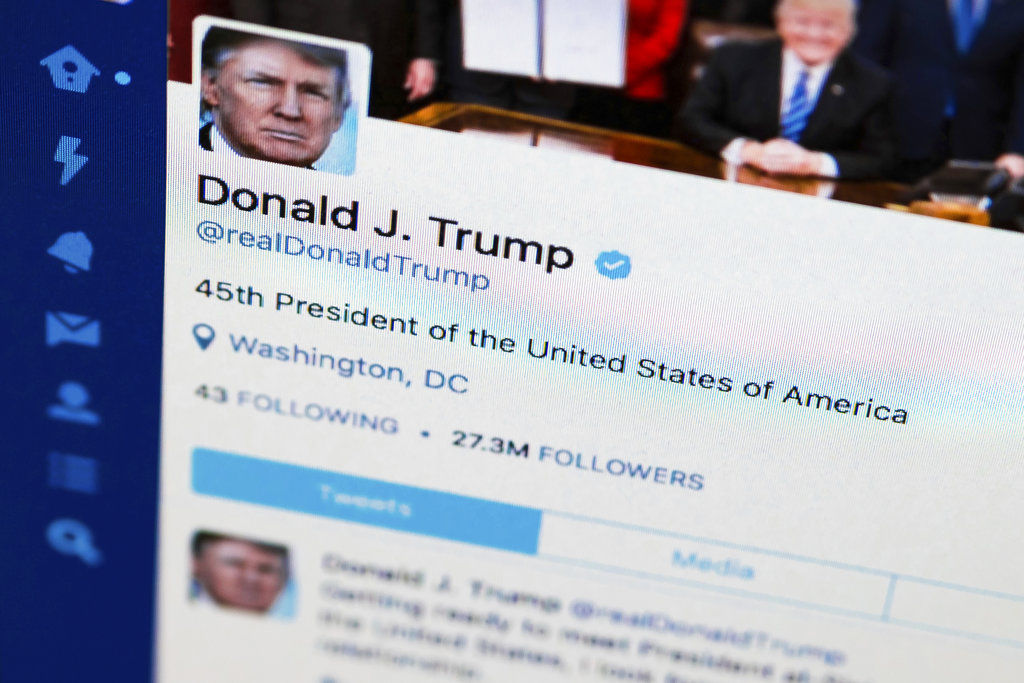 Trump Twitter Lawsuit | Post and Courier