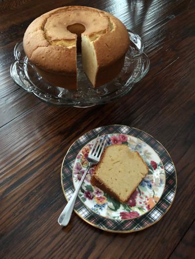 Cathy Marino's pound cake
