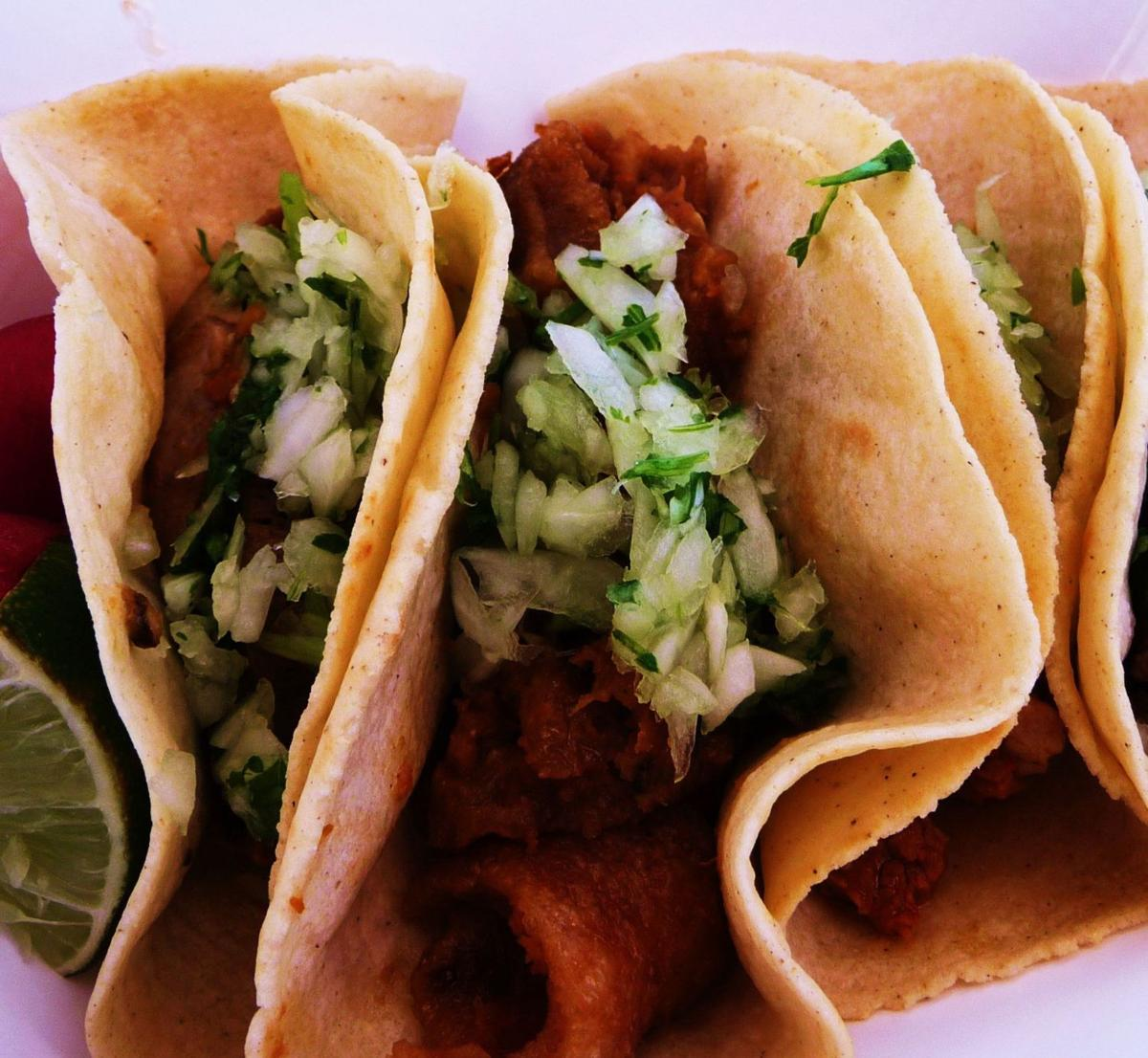 Taco truck offers some sure-f ire hits