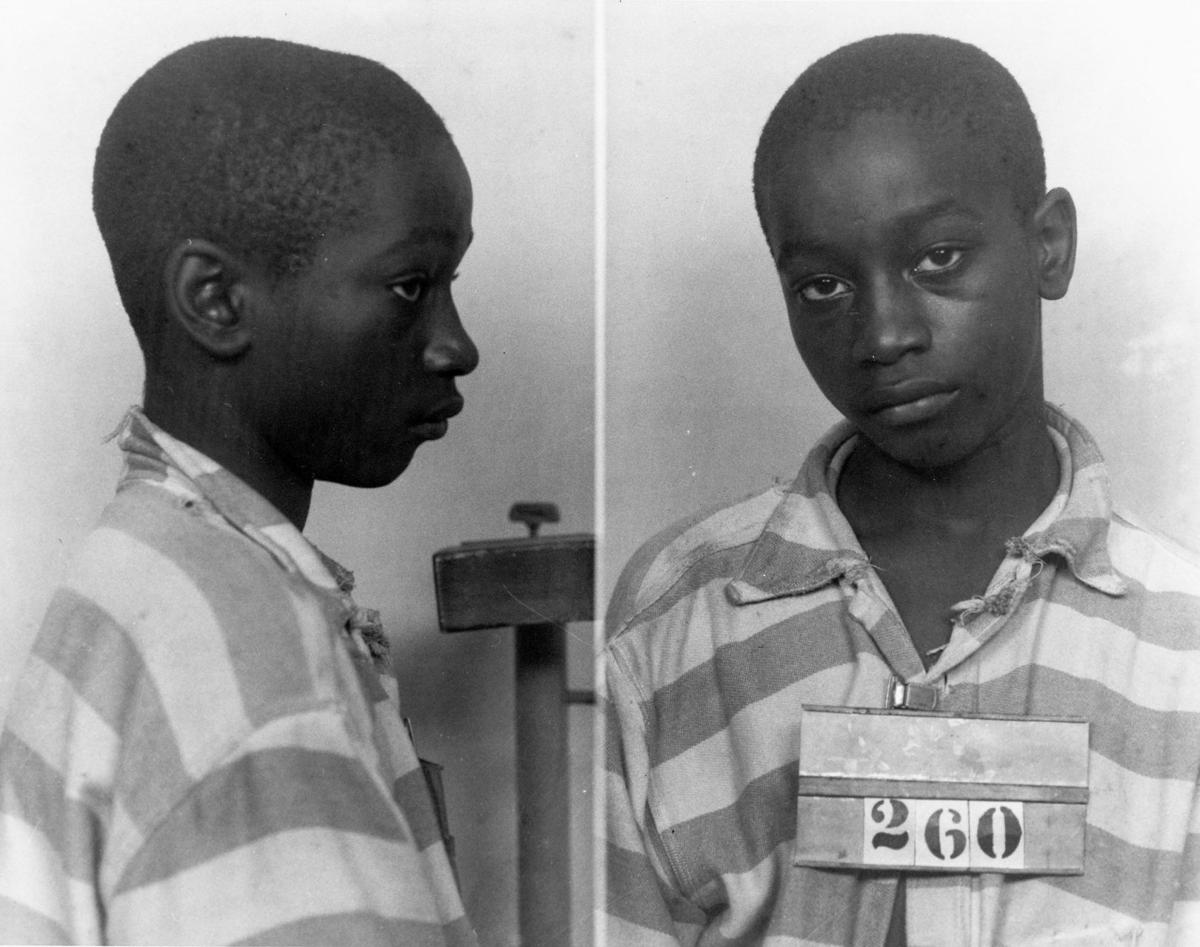 In 1944, George Stinney was young, black and sentenced to die