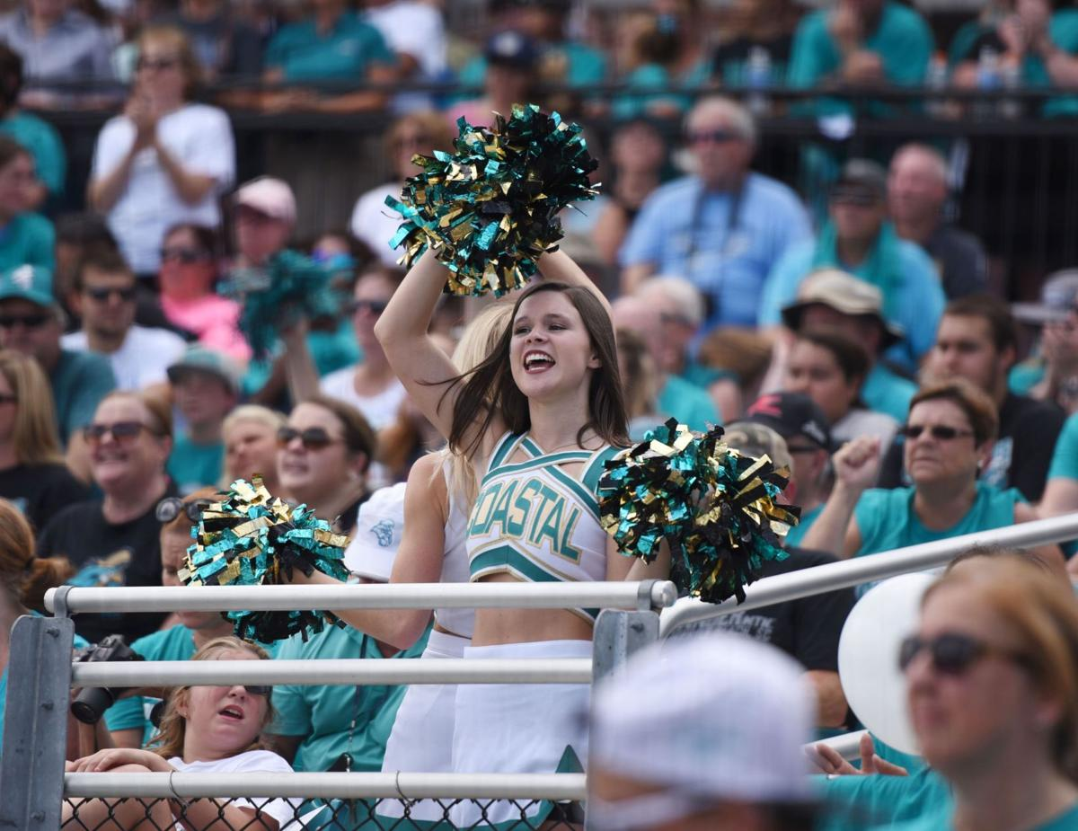 Fans welcome back Coastal Carolina