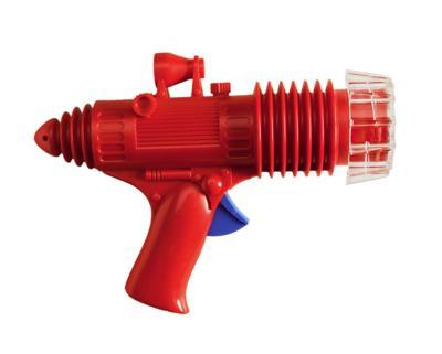 Red Space Gun