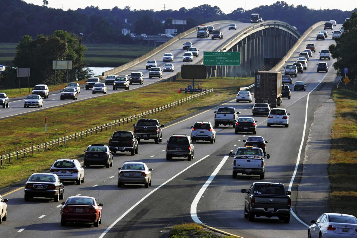Toll lanes part of I-526 study
