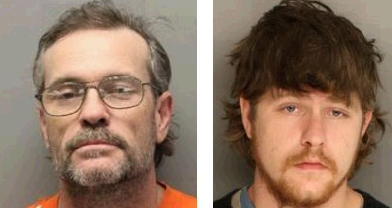 Father, son charged with threatening witnesses in arson case