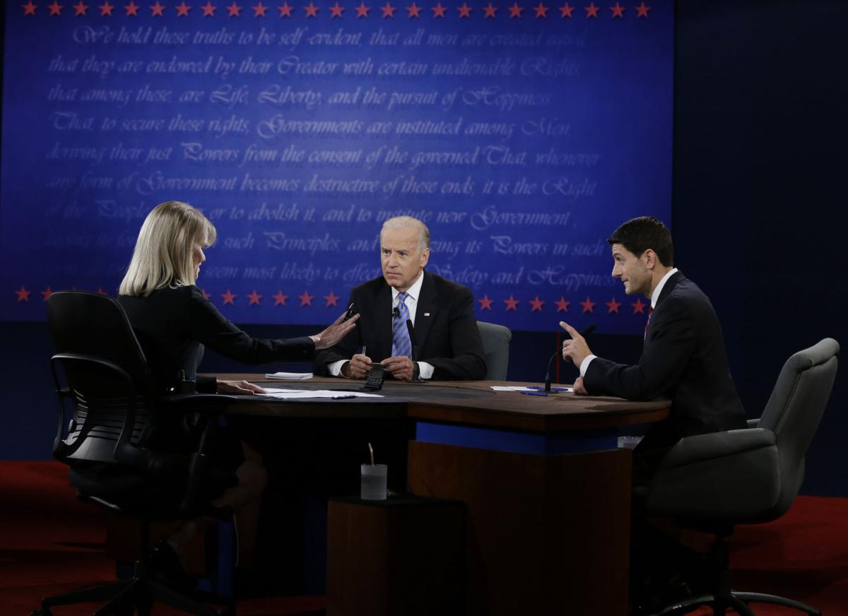 Catholics Biden, Ryan talk abortion in debate