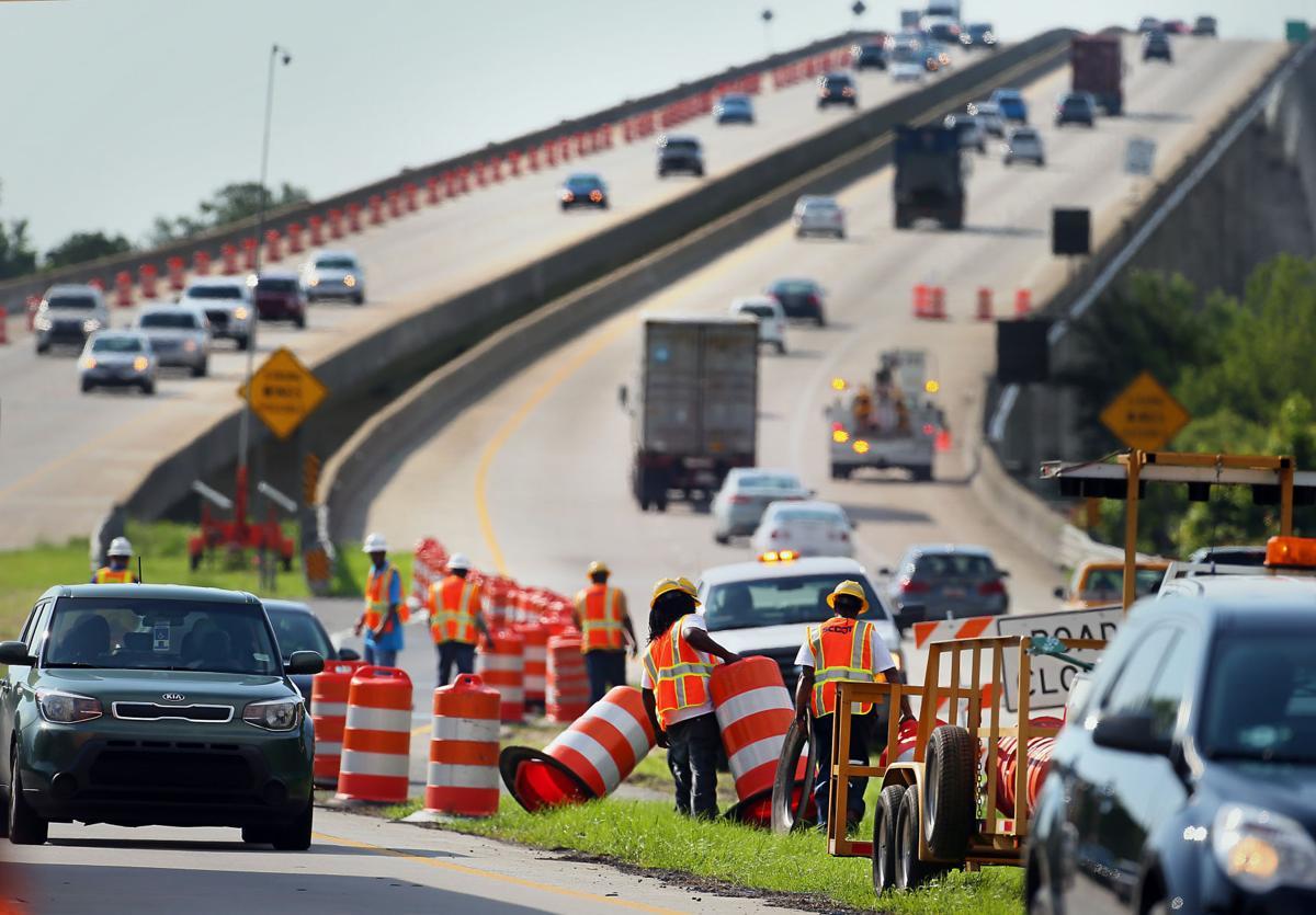 baricade removal wando river bridge opens.jpg (copy)