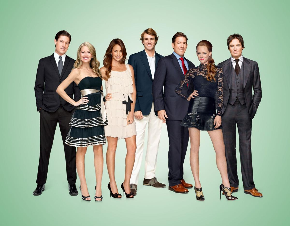 Meat sharing, date sharing and French-ish in episode two of 'Southern Charm'