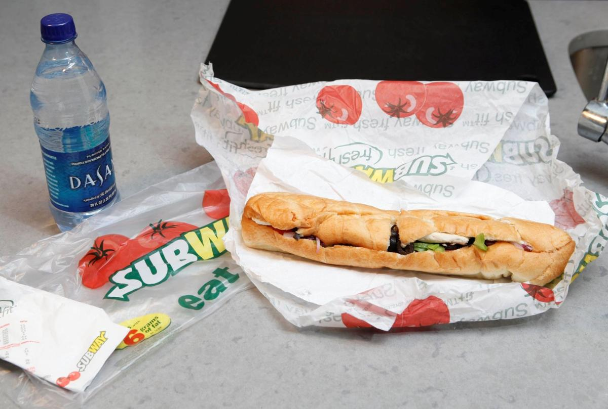 Subway tests hummus, thinner meat slices