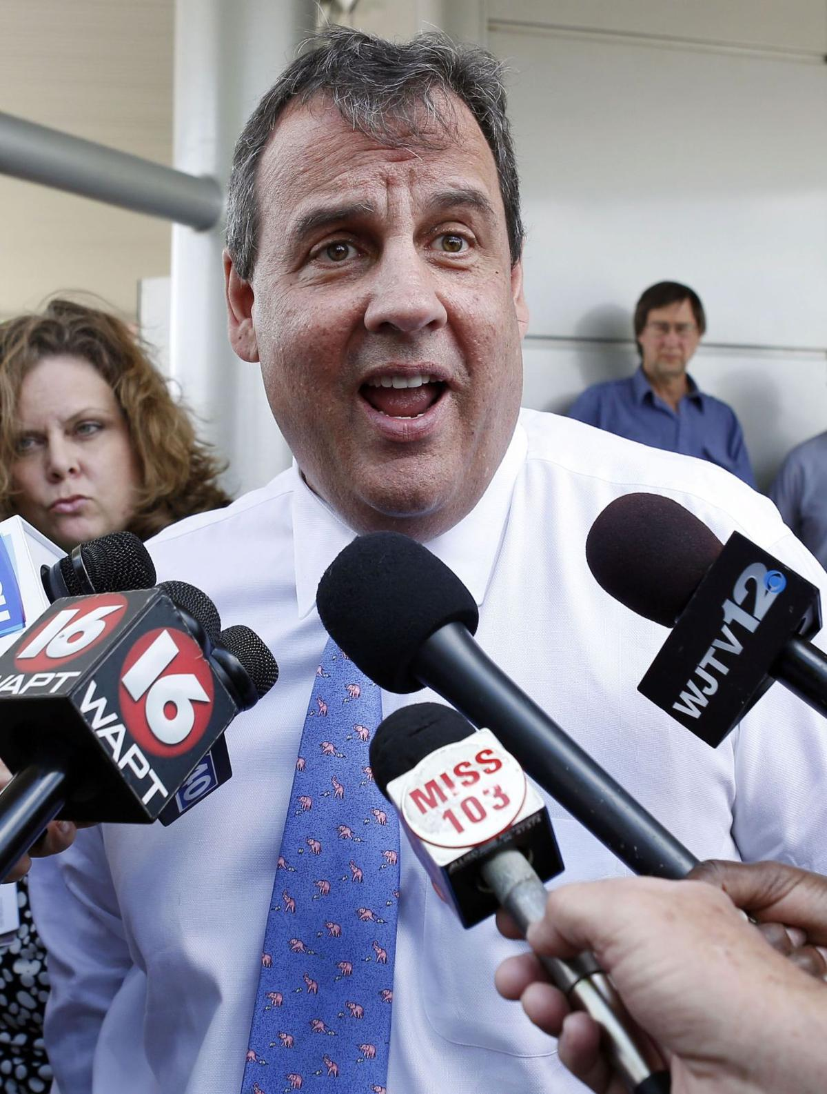 Christie returning to New Hampshire after bridge indictments