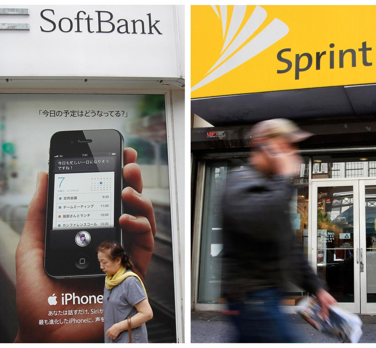 Sprint eyes deal with Japan carrier