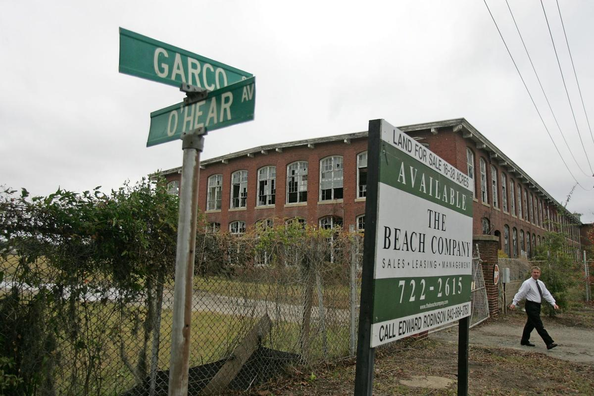 North Charleston to buy Garco mill