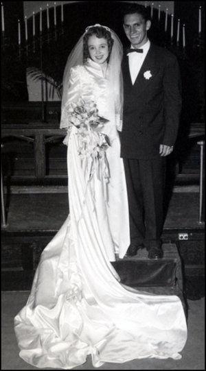 Reverend and Mrs. Robert (Bob) Henson