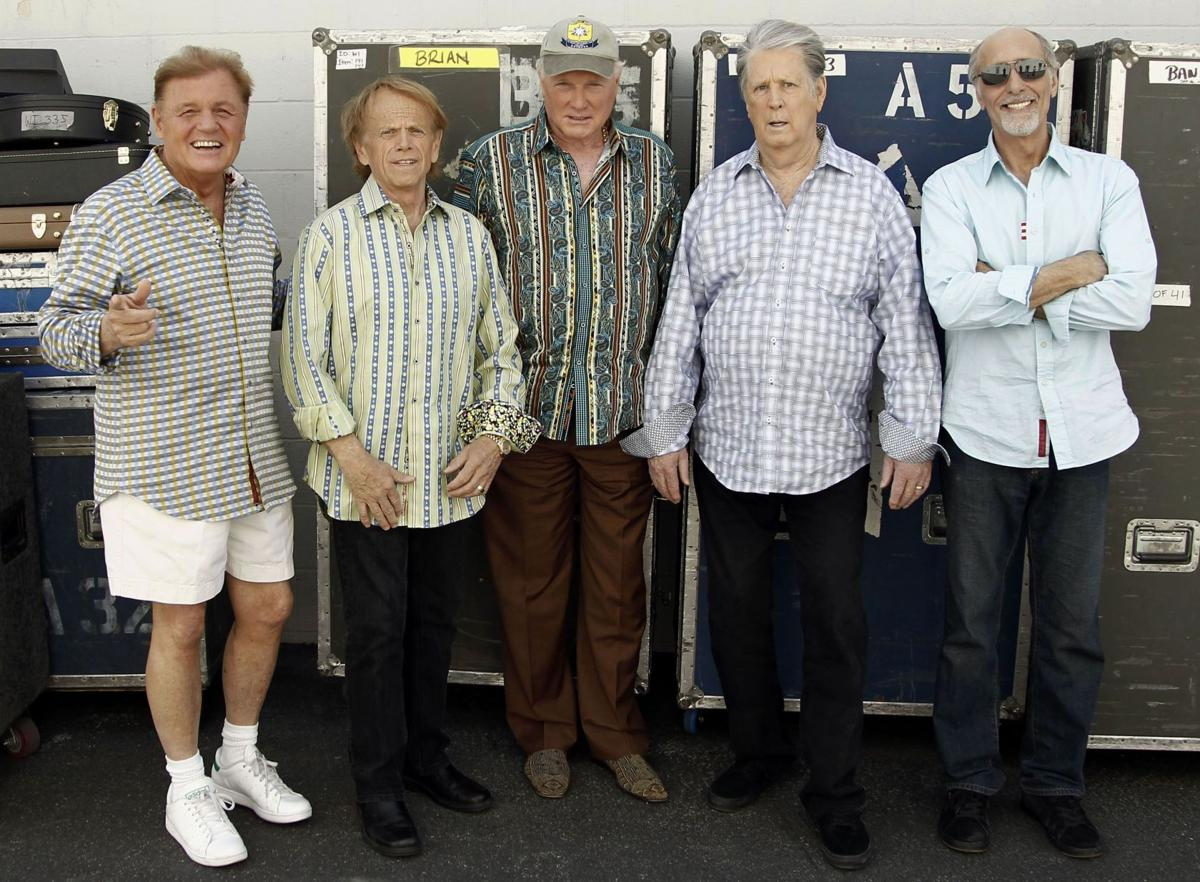 Beach Boys put their differences aside