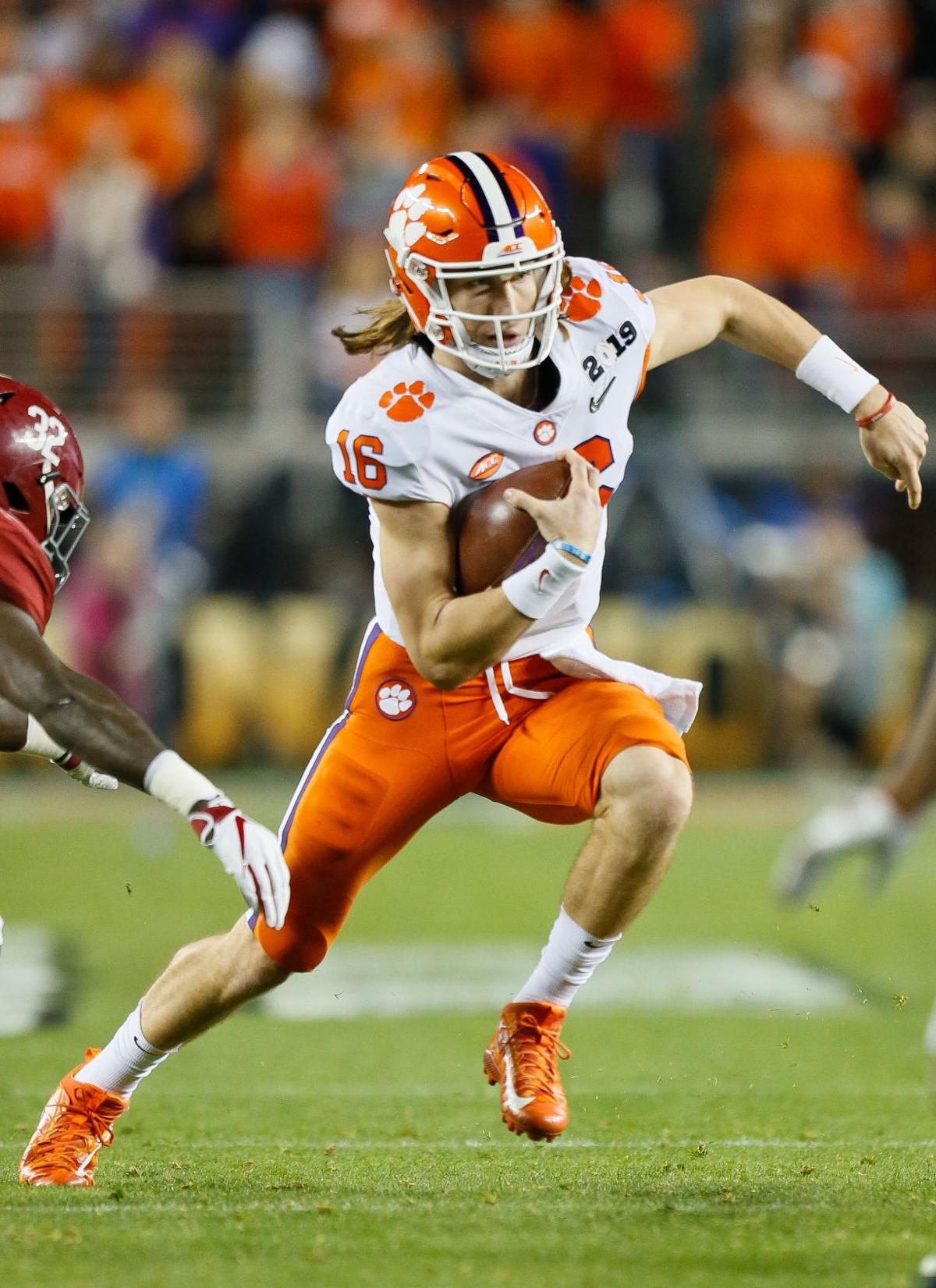 The legend of Trevor Lawrence grows: Clemson's freshman QB ...
