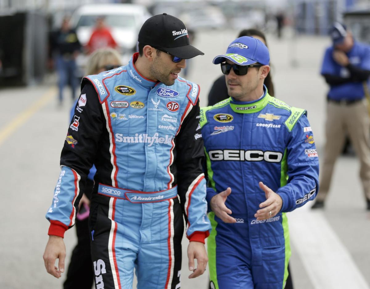 NASCAR'S biggest losers hopeful of major upset at Daytona