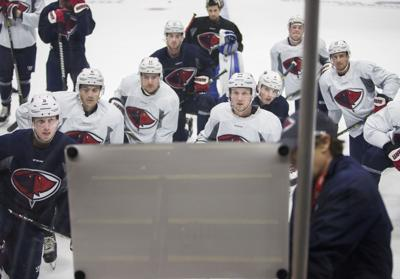 SC Stingrays open season with new head coach, help from former coach now in AHL