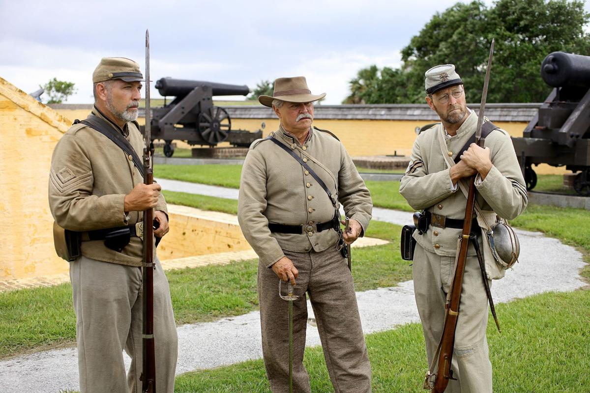 Off to Gettysburg: Local re-enactors heading for a Northern battle