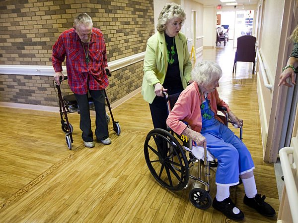 Financial toll of being a caregiver