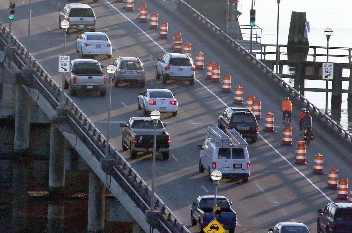 Other cities' bike lanes bring bonuses