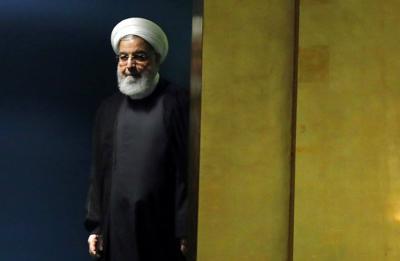 APTOPIX UN General Assembly Iran