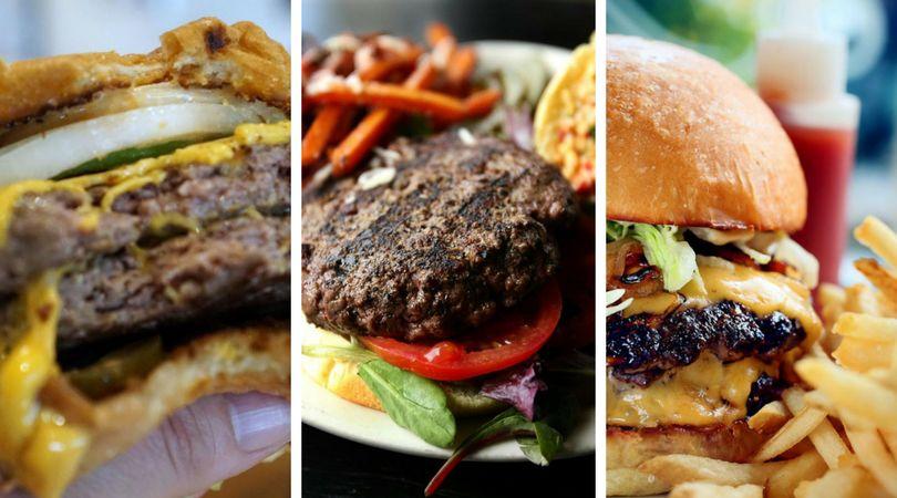 burger montage