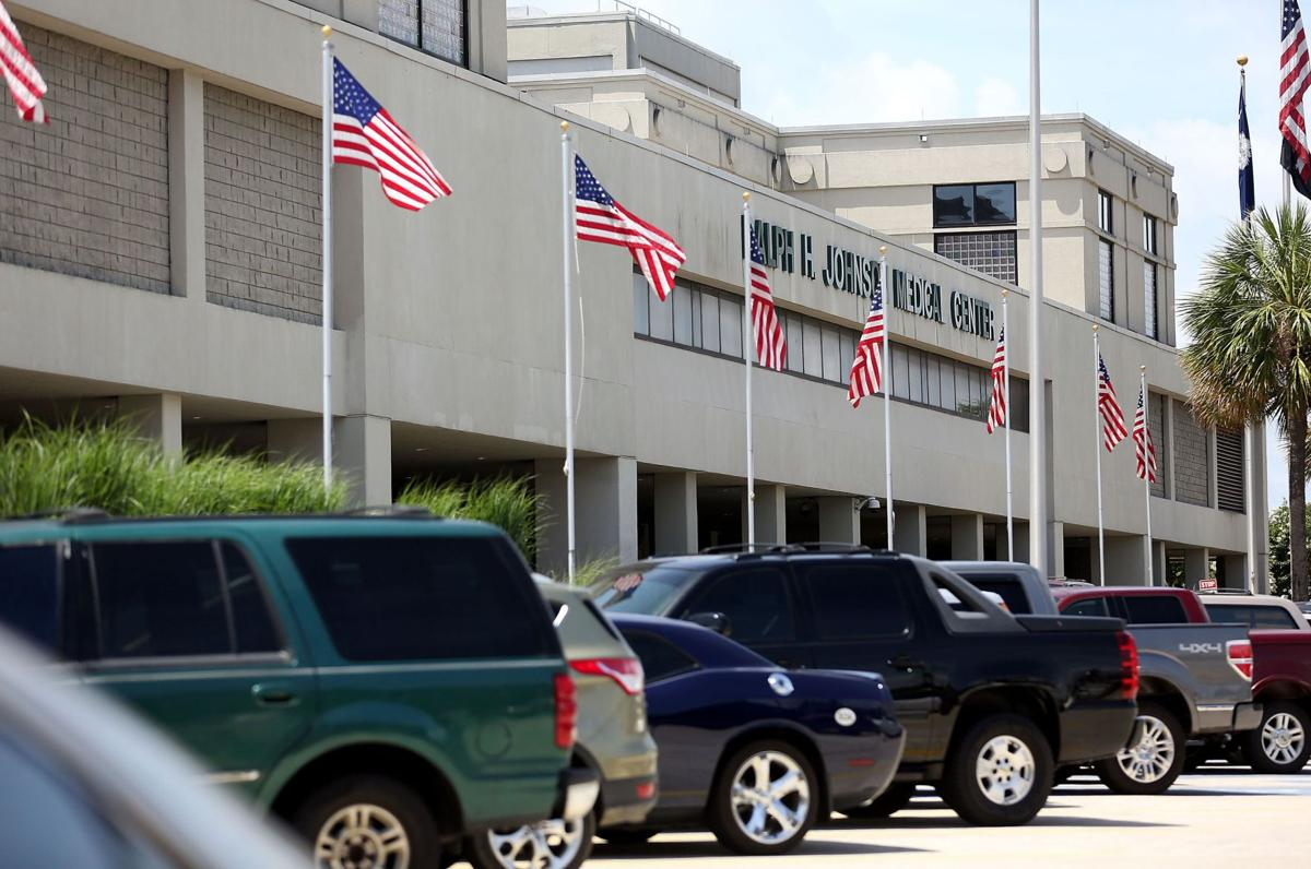 Charleston VA director discusses wait times, parking