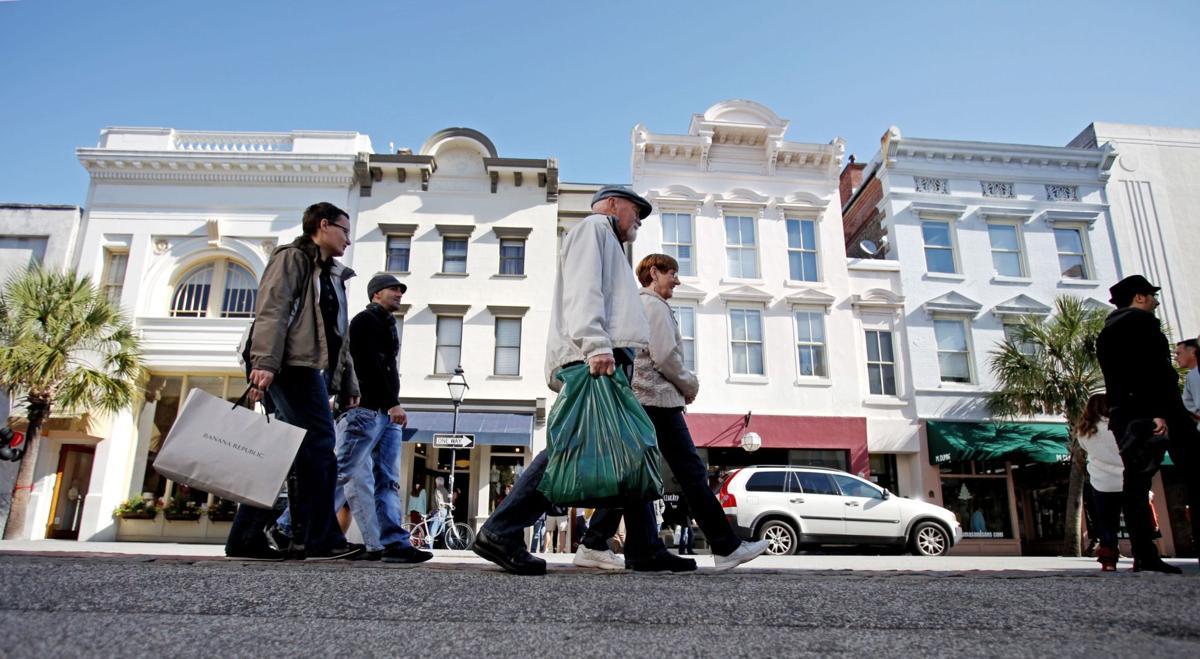 King Street shopping