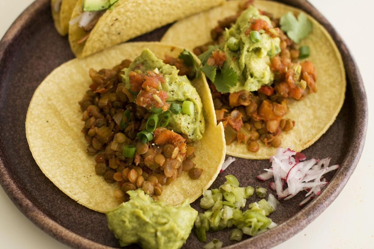 Chefs put twists on 'taco night' Tried-and-true meal gets fresh makeover