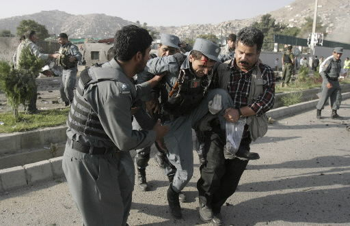 8 die in attack on British compound in Kabul