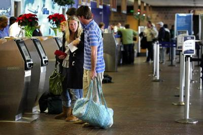 2008 Record year for Charleston International Airport