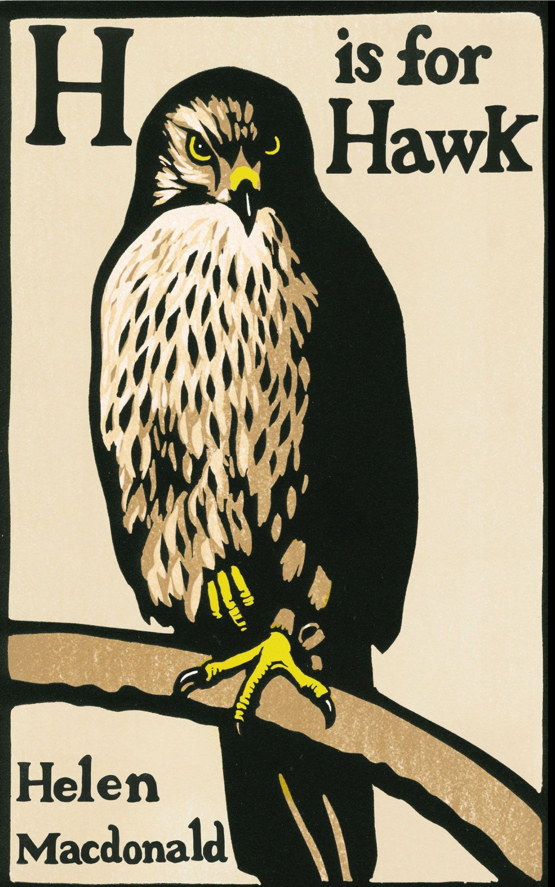 'H is for Hawk'