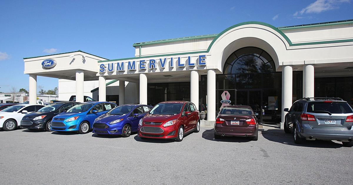 Out in Front: Energetic sales team helps suburban dealership take volume title among local Ford outlets last year