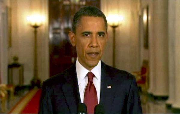 Obama's remarks on killing of Osama bin Laden