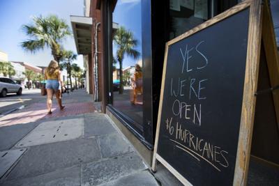 Hurricane Florence Prep King Street