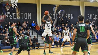 Dontrell Shuler Charleston Southern basketball