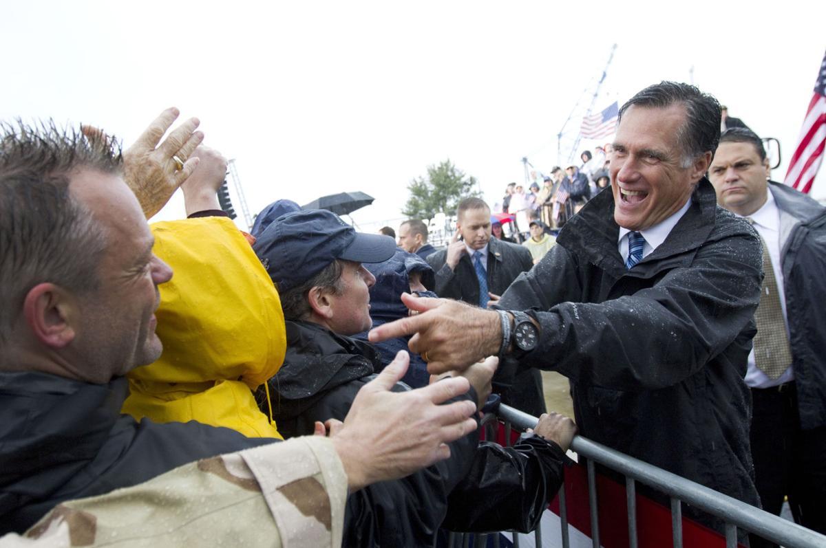 Romney: U.S. must help Syrian rebels
