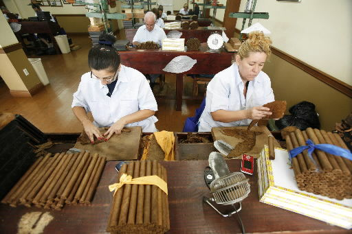 Companies not shy to put Cuban brands on their own products