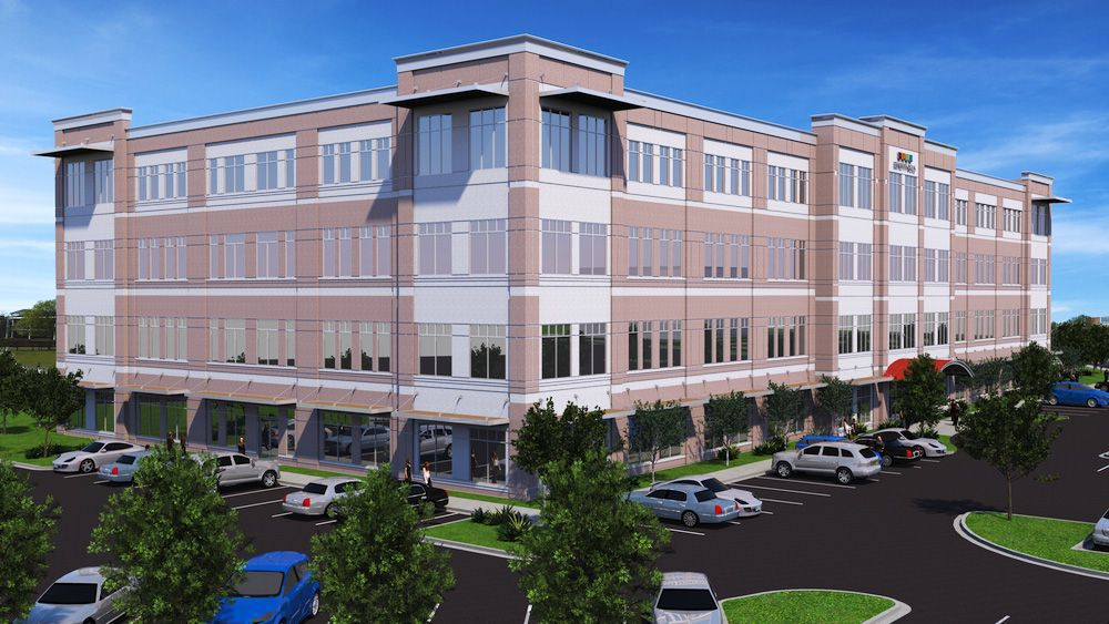 First wave of expansion at Benefitfocus brings massive new facility